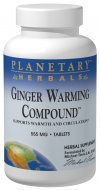 Ginger Warming Compound™ bottleshot